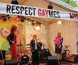 Respect Gaymes in Berlin; Foto: Sebastian Kahl