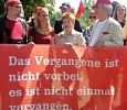 Demo wider das Vergessen in Solingen; Foto: privat