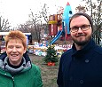 Adventsmarkt in Marzahn Nord-West; Foto: privat