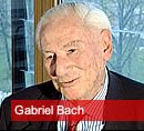 Gabriel Bach im Video